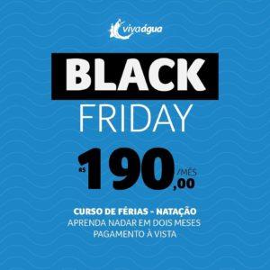 Black Friday Viva Água